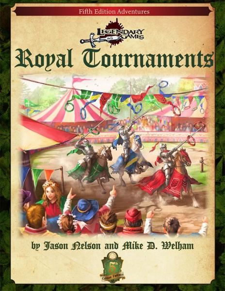D&D 5th Edition: Royal Tournaments (5E)