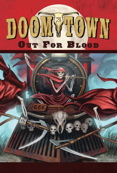 Doomtown Reloaded ECG: Out for Blood