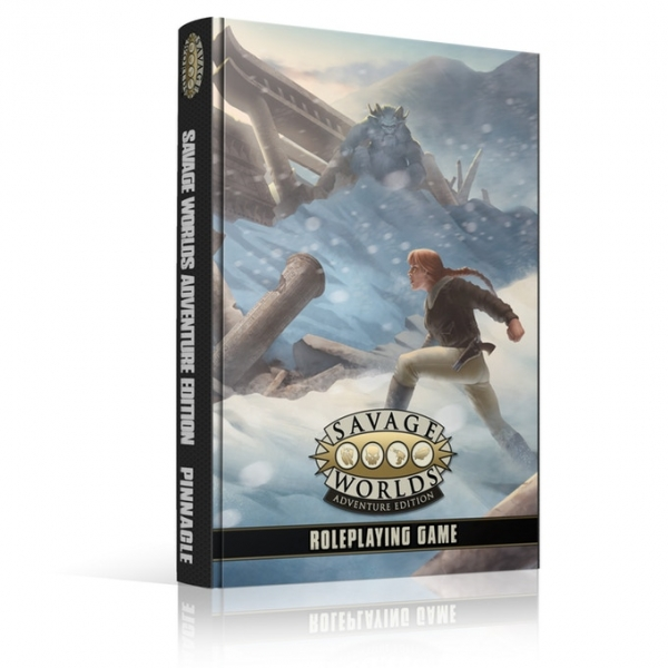 Savage Worlds Adventure Edition: Core Rulebook