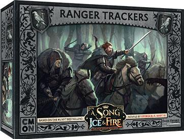 Song of Ice & Fire Miniatures Game: Night's Watch Ranger Trackers