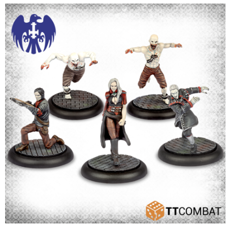 Carnevale: Footsoldiers Box Set