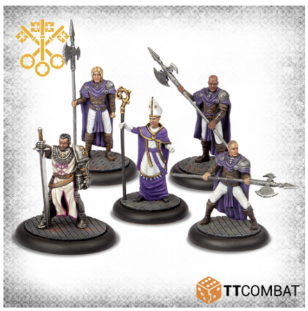 Carnevale: Armed Forces Box Set