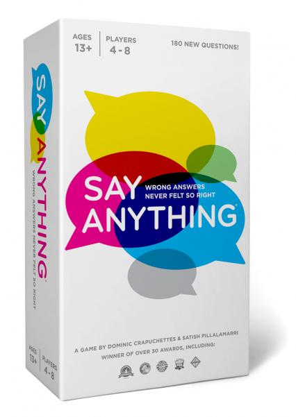Say Anything (10th Anniversary Edition)