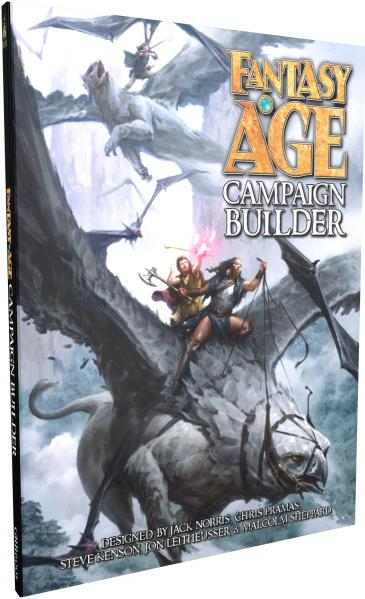 Fantasy AGE RPG: Campaign Builders Guide
