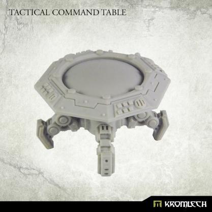 Kromlech Miniatures: Tactical Command Table (1)