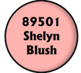 Pathifnder Paints: Shelyn Blush (1.5oz)
