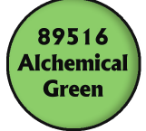 Pathifnder Paints: Alchemical Green (1.5oz)