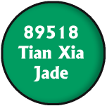 Pathifnder Paints: Tian Xia Jade (1.5oz)