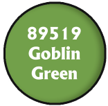 Pathifnder Paints: Goblin Green (1.5oz)