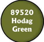 Pathifnder Paints: Hodag Green (1.5oz)