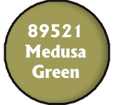 Pathifnder Paints: Medusa Green (1.5oz)