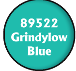 Pathifnder Paints: Grindylow Blue (1.5oz)