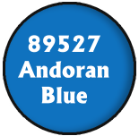Pathifnder Paints: Andoran Blue (1.5oz)