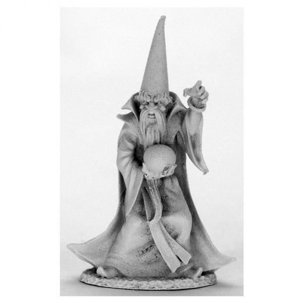 Dark Heaven Metal: Oman Ruul, Wizard