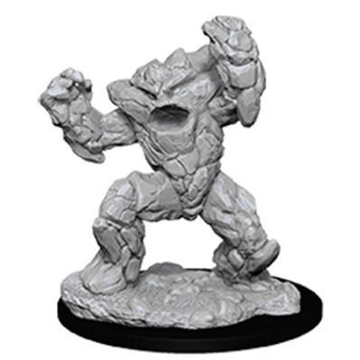 D&D Nolzurs Marvelous Unpainted Minis: Earth Elemental