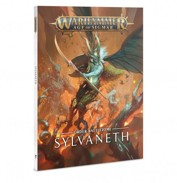 Age of Sigmar: Battletome - Sylvaneth (HC) (2019)