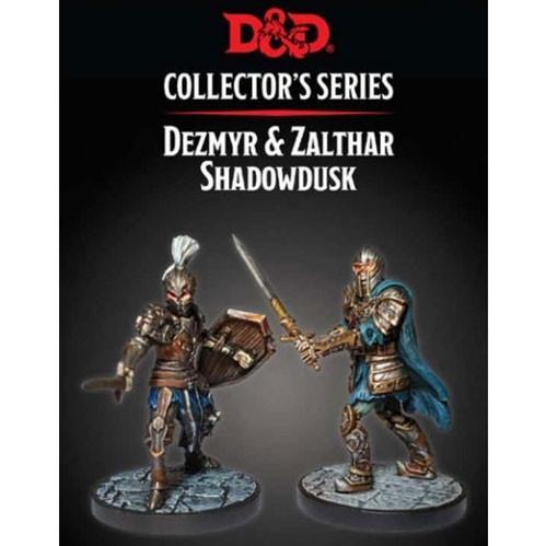 D&D Collector's Series: Dezmyr & Zalthar Shadowdusk
