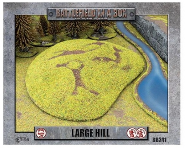 Battlefield in a Box: Large Hill (x1)