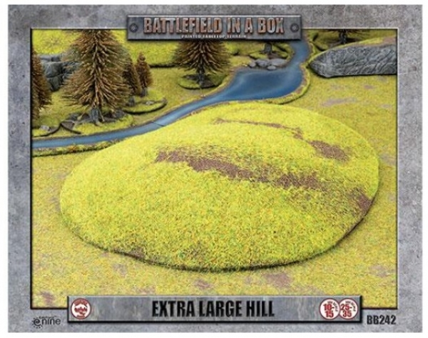 Battlefield in a Box: Extra Large Hill (x1)