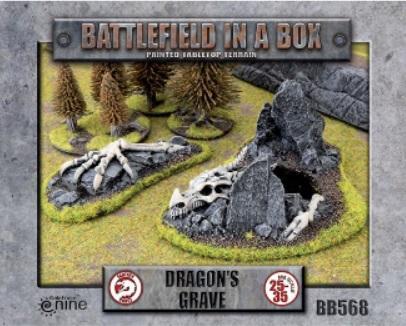 Battlefield in a Box: Dragon's Grave (x2)
