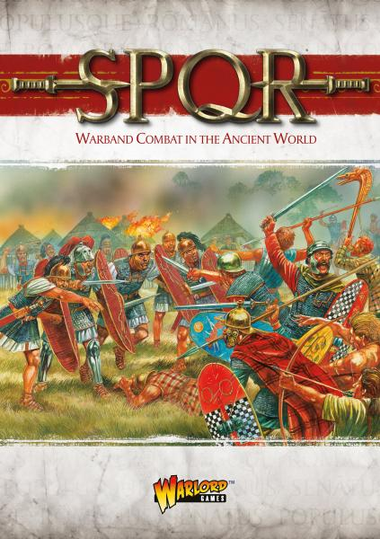 SPQR: Core Rulebook