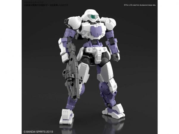 #12 bEXM-15 Portanova White  ''30 Minute Missions'', Bandai Spirits 30 MM