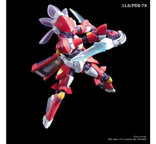 #10 Pandora  ''Little Battlers eXperience'', Bandai Spirits LBX