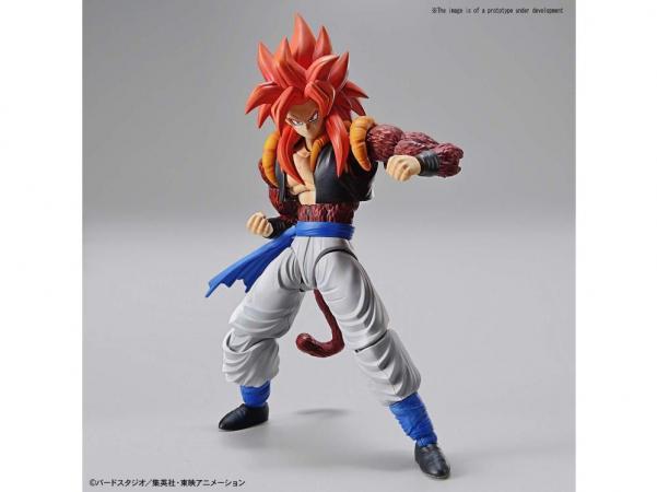 Super Saiyan 4 Gogeta  ''Dragon Ball'', Bandai Spirits Figure-rise Standard