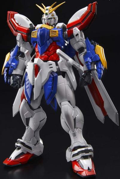 God Gundam  ''G Gundam'', Bandai Spirits Hi-Resolution Model