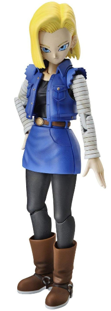 Android 18 (New Pkg Ver) ''Dragon Ball'', Bandai Spirits Figure-rise Standard