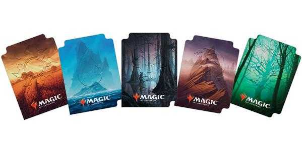 Magic: Unstable Lands Dividers