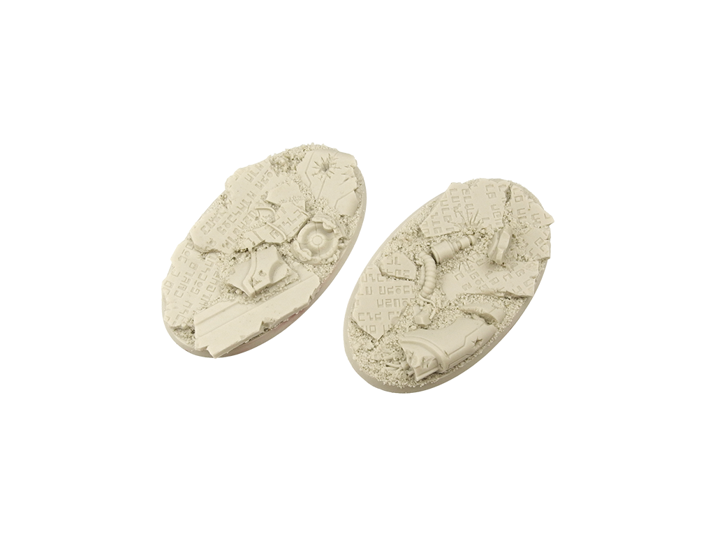Battle Bases: TauCeti Bases, Oval 90mm (2)
