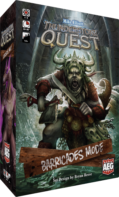 Thunderstone Quest: Barricades