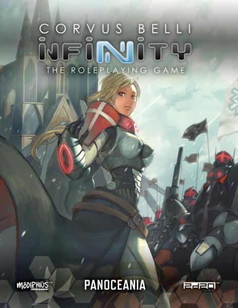 Infinity RPG: PanOceania