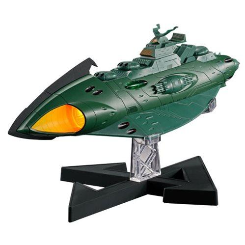 GX-89 Garmillas Space Cruiser ''Space Battleship YAMATO 2202'', Bandai Soul of Chogokin