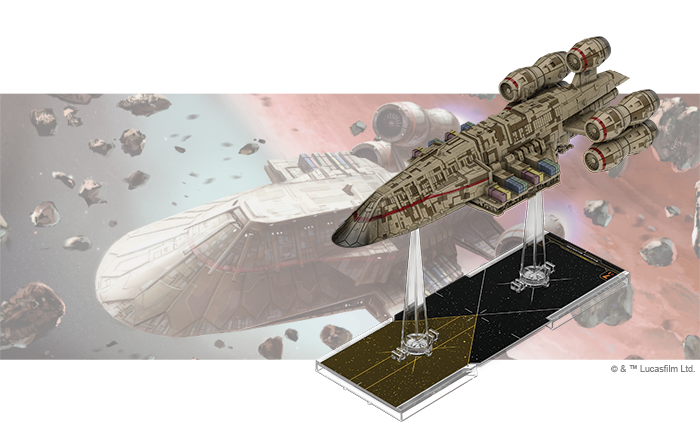 X-Wing 2.0: C-ROC Cruiser Expansion Pack