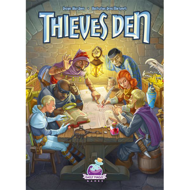 Thieves Den: Core Game