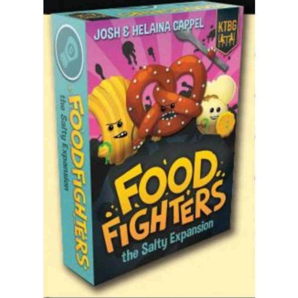 Foodfighters: The Salty Expansion