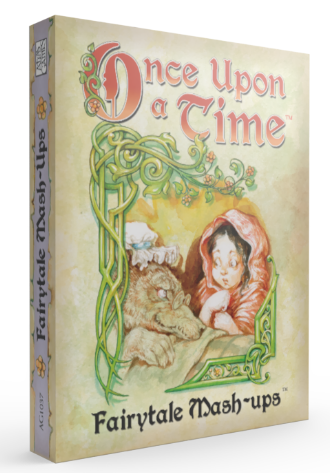 Once Upon A Time: Fairy Tale Mash-ups Expansion