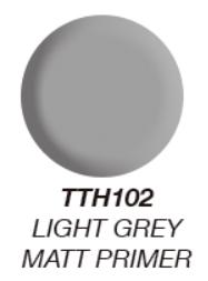 AMMO: Spray Primer - Light Grey Matt (400ml)