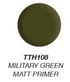 AMMO: Spray Primer - Military Green Matt (400ml)