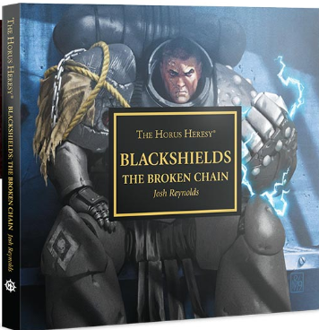 Warhammer 40K Novels: Blackshields - The Broken Chain (AUDIOBOOK)