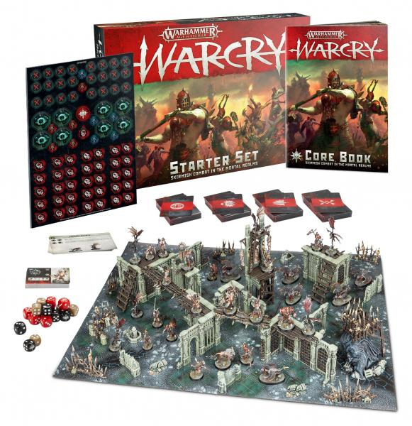 Age of Sigmar: Warcry Starter Set