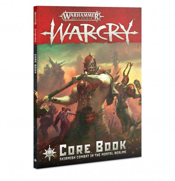 Age of Sigmar: Warcry Core Rulebook