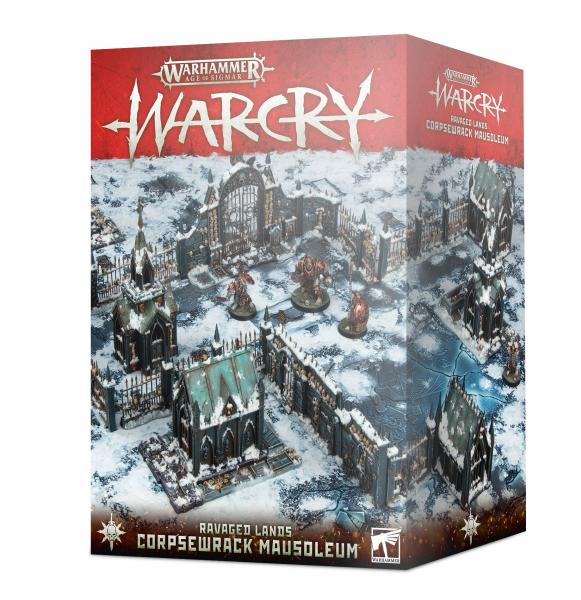 Age of Sigmar: Warcry Corpsewrack Mausoleum