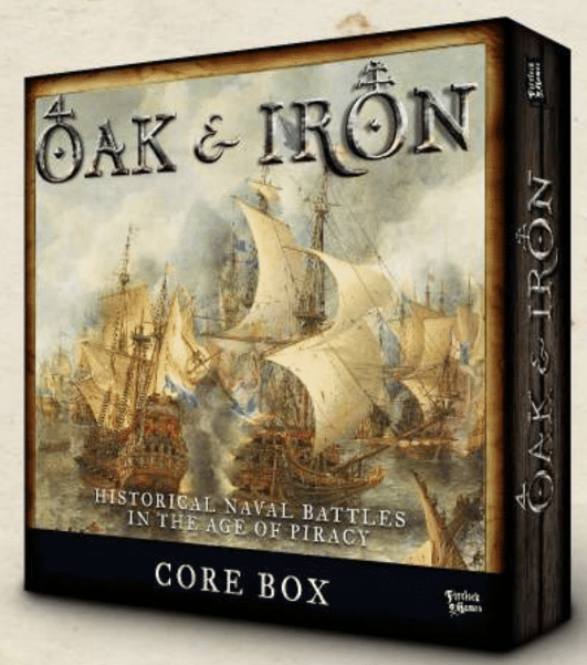 Oak & Iron: Core Game