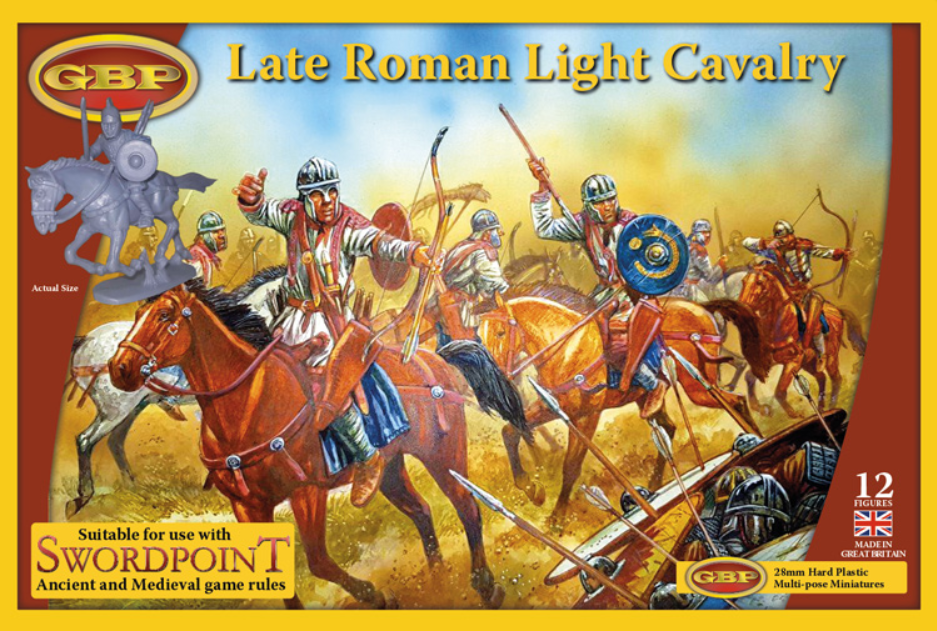 Swordpoint: Late Roman Light Cavalry