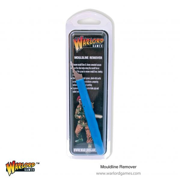 Warlord: (Accessory) Mouldline Remover