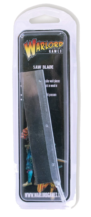 Warlord: (Accessory) Saw Blade for Large Modelling Knife (42 TPI)