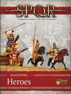 SPQR: Macedonia - Heroes